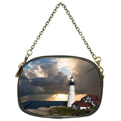 Lighthouse Beacon Light House Chain Purses (one Side)
