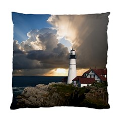 Lighthouse Beacon Light House Standard Cushion Case (two Sides)