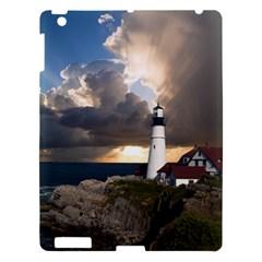 Lighthouse Beacon Light House Apple Ipad 3/4 Hardshell Case