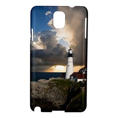 Lighthouse Beacon Light House Samsung Galaxy Note 3 N9005 Hardshell Case