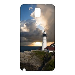 Lighthouse Beacon Light House Samsung Galaxy Note 3 N9005 Hardshell Back Case