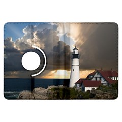 Lighthouse Beacon Light House Kindle Fire Hdx Flip 360 Case
