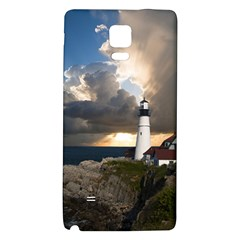 Lighthouse Beacon Light House Galaxy Note 4 Back Case