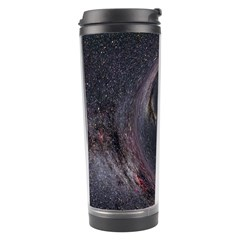 Black Hole Blue Space Galaxy Star Travel Tumbler