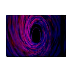 Black Hole Rainbow Blue Purple Ipad Mini 2 Flip Cases