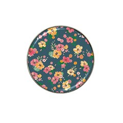 Aloha Hawaii Flower Floral Sexy Hat Clip Ball Marker (4 Pack)