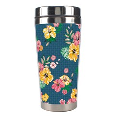 Aloha Hawaii Flower Floral Sexy Stainless Steel Travel Tumblers