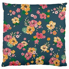 Aloha Hawaii Flower Floral Sexy Standard Flano Cushion Case (two Sides)