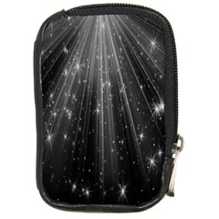 Black Rays Light Stars Space Compact Camera Cases