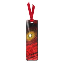 Black Red Space Hole Small Book Marks