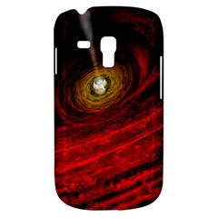Black Red Space Hole Galaxy S3 Mini