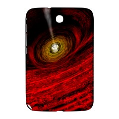 Black Red Space Hole Samsung Galaxy Note 8 0 N5100 Hardshell Case