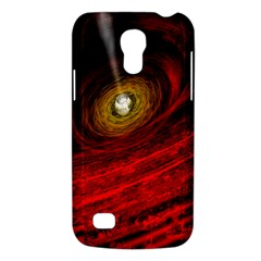 Black Red Space Hole Galaxy S4 Mini
