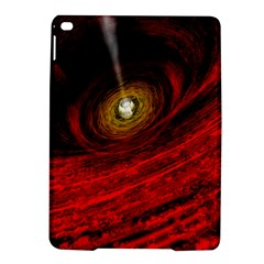 Black Red Space Hole Ipad Air 2 Hardshell Cases