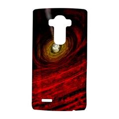 Black Red Space Hole Lg G4 Hardshell Case
