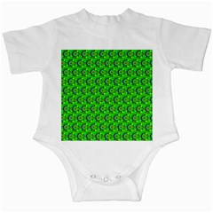 Abstract Art Circles Swirls Stars Infant Creepers