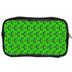Abstract Art Circles Swirls Stars Toiletries Bags