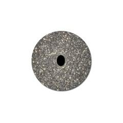Black Hole Blue Space Galaxy Star Light Golf Ball Marker