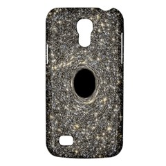 Black Hole Blue Space Galaxy Star Light Galaxy S4 Mini