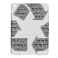 Recycling Generosity Consumption Ipad Air 2 Hardshell Cases
