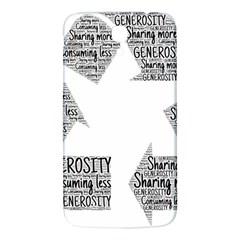 Recycling Generosity Consumption Samsung Galaxy Mega I9200 Hardshell Back Case