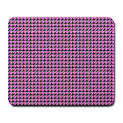 Pattern Grid Background Large Mousepads
