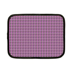 Pattern Grid Background Netbook Case (small)