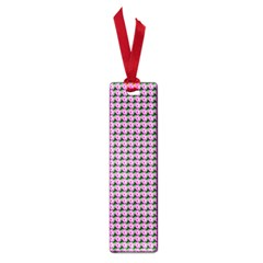 Pattern Grid Background Small Book Marks
