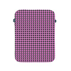 Pattern Grid Background Apple Ipad 2/3/4 Protective Soft Cases