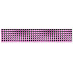 Pattern Grid Background Flano Scarf (large)