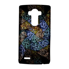 Multi Color Tile Twirl Octagon Lg G4 Hardshell Case