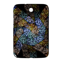 Multi Color Tile Twirl Octagon Samsung Galaxy Note 8 0 N5100 Hardshell Case