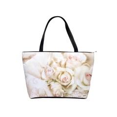Pastel Roses Antique Vintage Shoulder Handbags