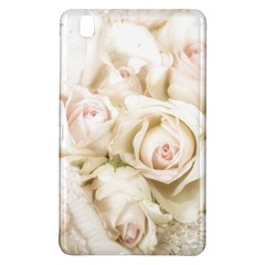 Pastel Roses Antique Vintage Samsung Galaxy Tab Pro 8 4 Hardshell Case