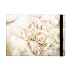 Pastel Roses Antique Vintage Ipad Mini 2 Flip Cases