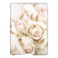 Pastel Roses Antique Vintage Samsung Galaxy Tab S (10 5 ) Hardshell Case