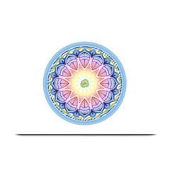 Mandala Universe Energy Om Plate Mats