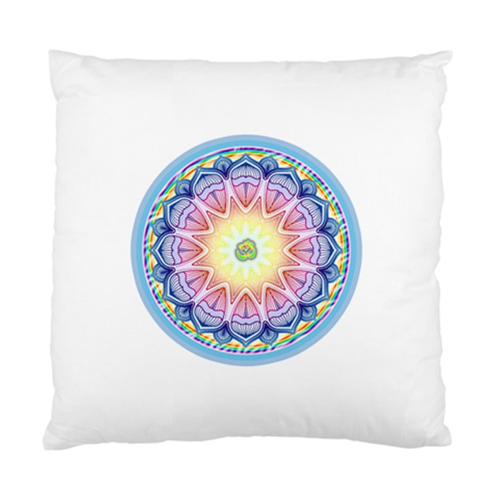 Mandala Universe Energy Om Standard Cushion Case (One Side)
