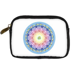 Mandala Universe Energy Om Digital Camera Cases