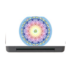 Mandala Universe Energy Om Memory Card Reader With Cf