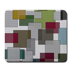 Decor Painting Design Texture Large Mousepads