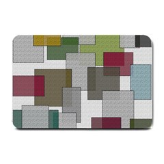 Decor Painting Design Texture Small Doormat