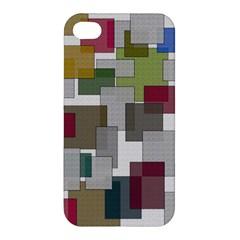 Decor Painting Design Texture Apple Iphone 4/4s Hardshell Case
