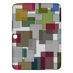 Decor Painting Design Texture Samsung Galaxy Tab 3 (10 1 ) P5200 Hardshell Case