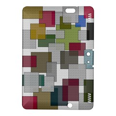 Decor Painting Design Texture Kindle Fire Hdx 8 9  Hardshell Case