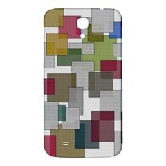 Decor Painting Design Texture Samsung Galaxy Mega I9200 Hardshell Back Case