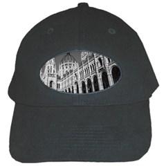 Architecture Parliament Landmark Black Cap