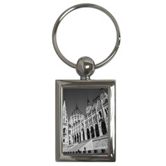 Architecture Parliament Landmark Key Chains (rectangle)