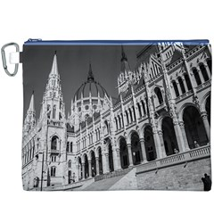 Architecture Parliament Landmark Canvas Cosmetic Bag (xxxl)