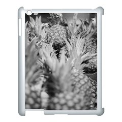 Pineapple Market Fruit Food Fresh Apple Ipad 3/4 Case (white)